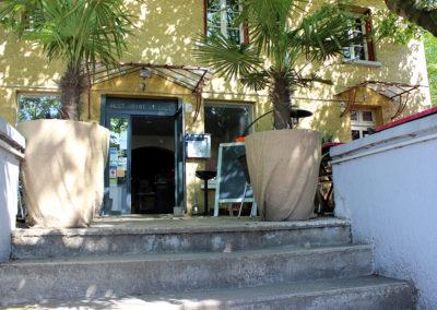 Extérieur - Restaurant le Cosi
