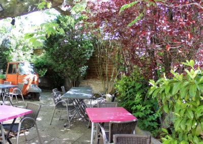 Terrasse - Restaurant le Cosi